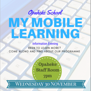 My Mobile Learning
