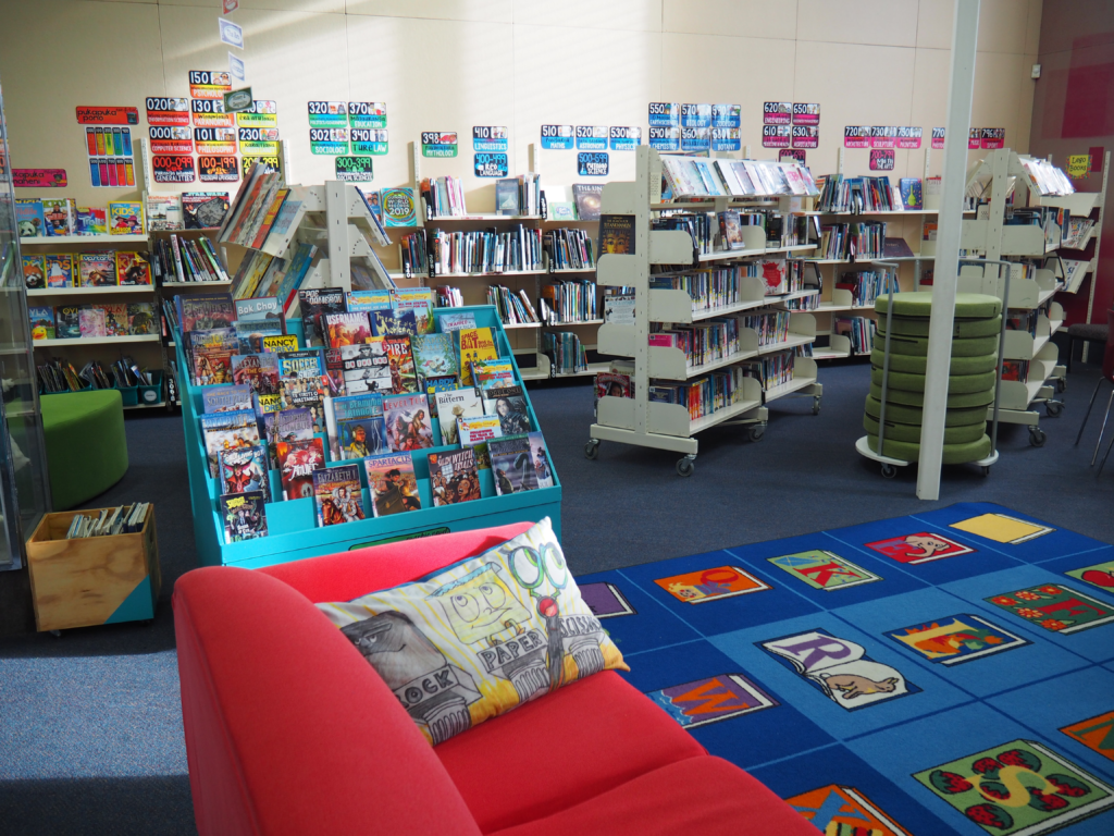 Opaheke School Library - Opaheke School Website